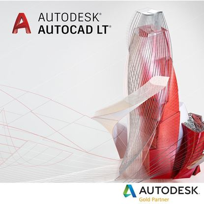 Picture of Autodesk AutoCAD LT