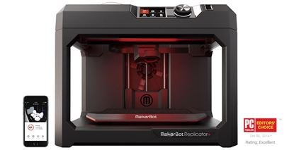 Picture of MakerBot® Replicator+® Desktop 3D Printer