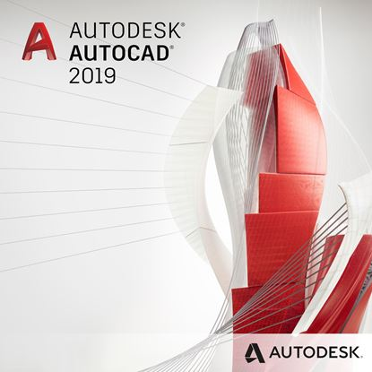 Picture of AutoCAD - including specialized toolsets Commercial New Single-user ELD Annual Subscription