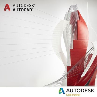 Picture of Autodesk AutoCAD including Specialized Toolsets
