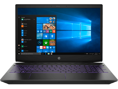 Picture of HP Pavilion Gaming Notebook 15-cx0186TX