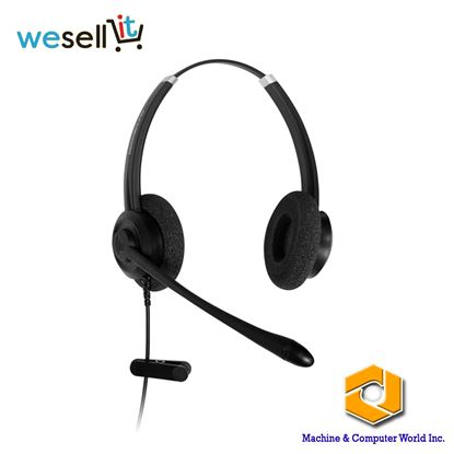 Picture of Addasound CRYSTAL 2702 QD Headset