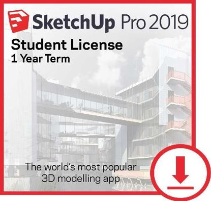 Picture of SketchUp Pro Student License - Single User