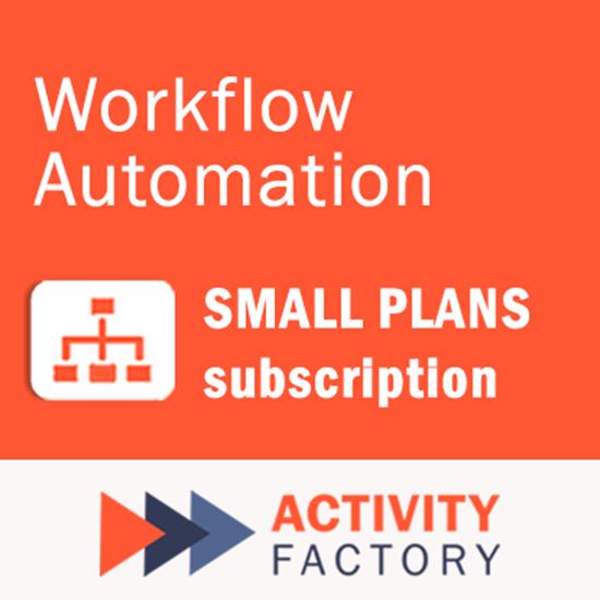 Workflow Automation, Business Process Management, Subscription