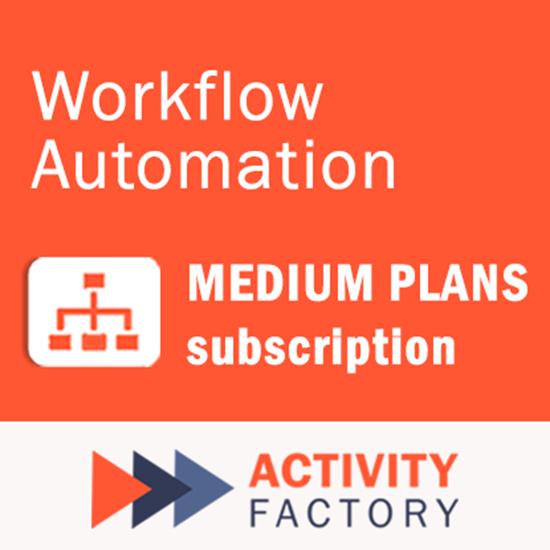 workflow automation ,business process management, subscription,