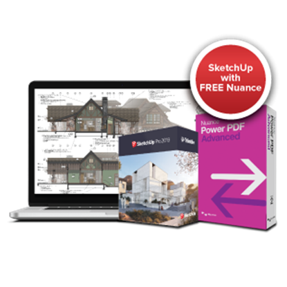Picture of Bundle: SketchUp Commercial with Nuance