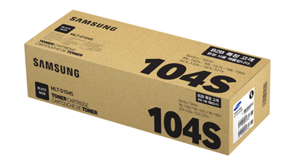 Picture of SAMSUNG MLT-D104S BLACK TONER CARTRIDGE