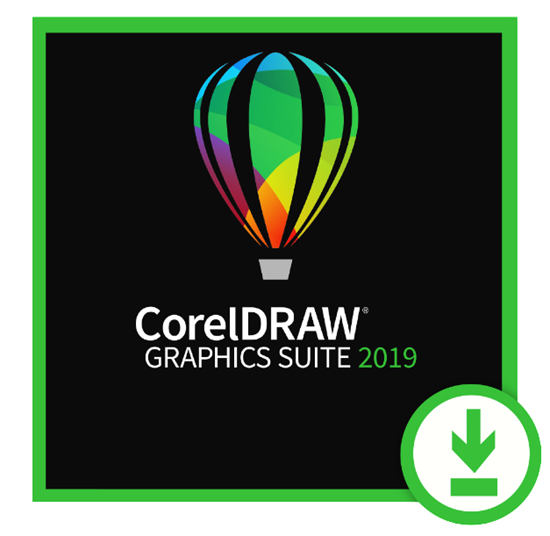 Picture of CorelDRAW Graphics Suite 2019 Single User Business License (Windows)