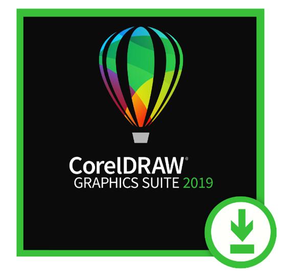 Picture of CorelDRAW Graphics Suite 2019 Single User Business License (Windows)