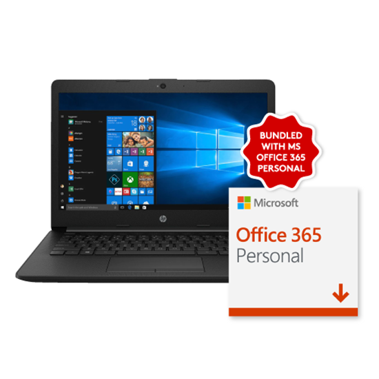 Hp Notebook With Office 365 Personal