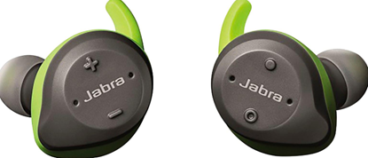 Picture of Jabra Elite Sport, APAC pack, Grey/green, 4.5h