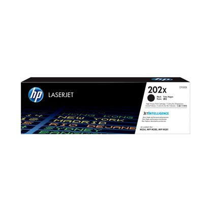 Picture of HP CF500X High Yield Black Original LaserJet Toner Cartridge
