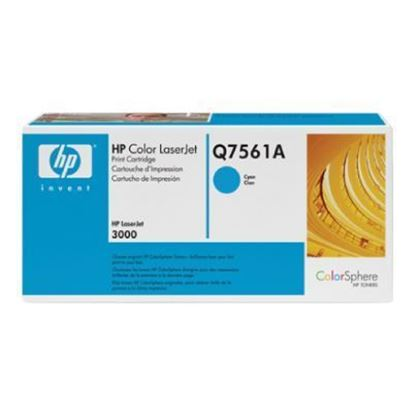 Picture of HP 314A Cyan Original LaserJet Toner Cartridge