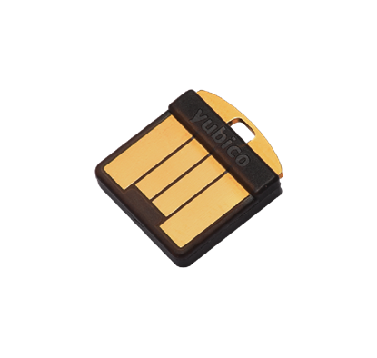 Picture of YubiKey 5-nano