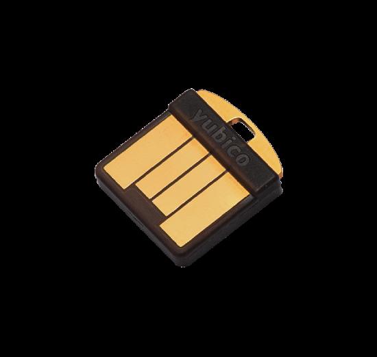 Picture of YubiKey 5-nano