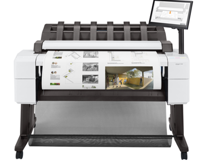 Picture of HP DesignJet T2600 36-in Printer (36 inch/ A1 size)