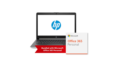 Picture of HP & MS Bundle for Home & Personal Use