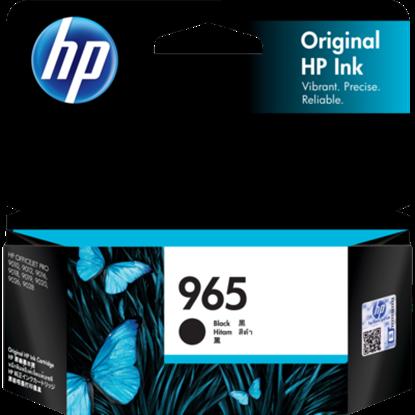 Picture of HP 965 Black Original Ink Cartridge