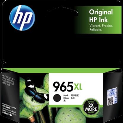 Picture of HP 965XL High Yield Black Original Ink Cartridge