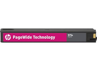 Picture of INK L0R91AA HP 975A MAGENTA ORIGINAL PAGEWIDE CART