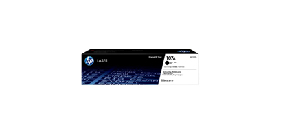 Picture of HP 107A Black Original Laser Toner Cartridge