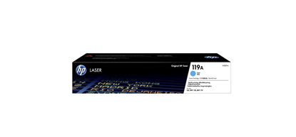 Picture of HP 119A Cyan Original Laser Toner Cartridge