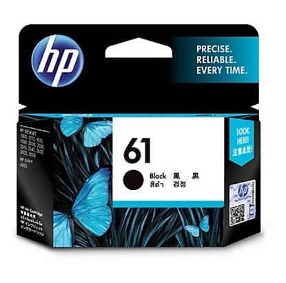 Picture of HP 61 Black Original Ink Cartridge