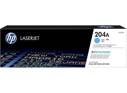 Picture of HP 204A Cyan Original LaserJet Toner Cartridge