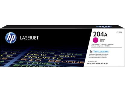 Picture of HP 204A Magenta Original LaserJet Toner Cartridge