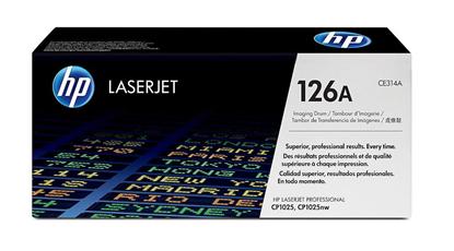Picture of HP 126A CE314A Original LaserJet Imaging Drum