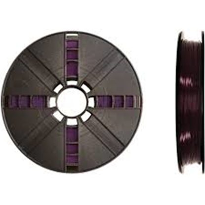 Picture of Large True Purple PLA 1.75mm, .9 kg. [2.0 lbs.]
