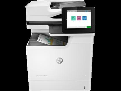 Picture of HP Color LaserJet Enterprise MFP M681dh