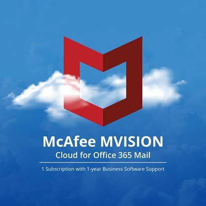 Picture of MVISION Cloud for Office 365 Mail MVC O365 Mail 1:1 BZ