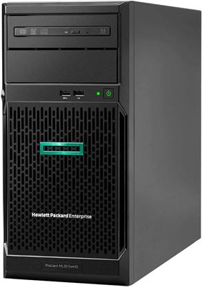 Picture of HPE ML30 Gen10 E-2224 Server With Keyboard and Mouse Kit