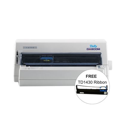 Picture of DASCOM TD1430 PRINTER