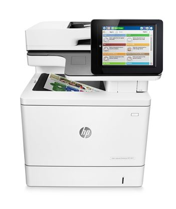 Picture of HP Color LaserJet Enterprise MFP M577f