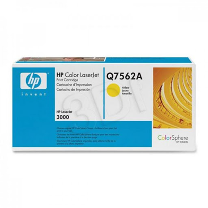 Picture of HP 314A Yellow Original LaserJet Toner Cartridge
