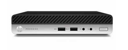 Picture of HP PRODESK 400G3 DESKTOP MINI
