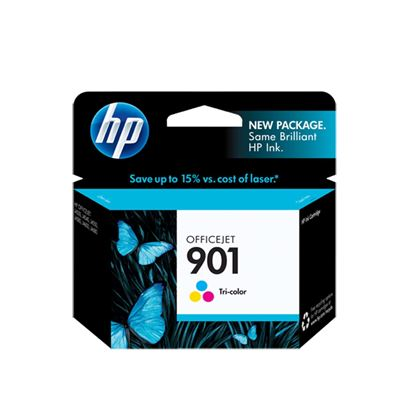Picture of HP 901 Tri-color Original Ink Cartridge
