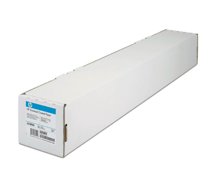 Picture of HP Printer DesignJet - HP BMG Q1405A HP Universal Coated Paper