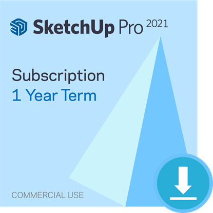 Picture of SketchUp Pro - Annual Subscription