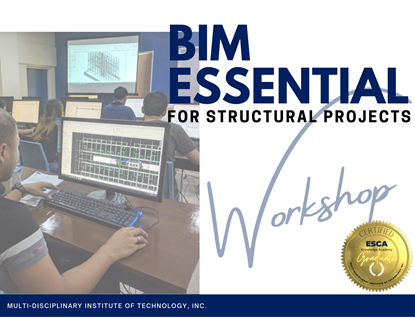 Picture of BIM Essentials for Structural Projects - WORKSHOP