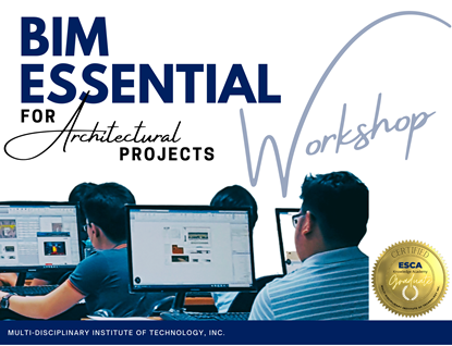 Picture of BIM Essentials for Architectural  Projects - WORKSHOP
