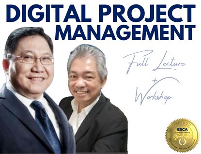 Picture of Digital Project Management Course | Lecture + Workshop