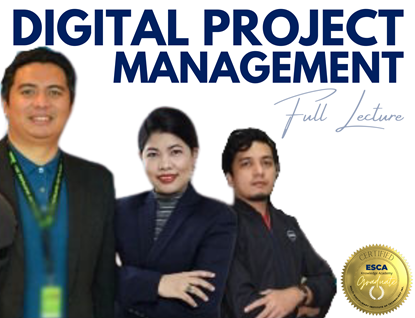 Picture of Digital Project Management Course | Lecture