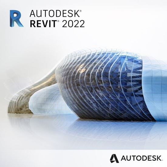 Picture of Revit 2022 Commercial New Single-user ELD 3-Year Subscription