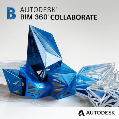 Picture of BIM Collaborate CLOUD Commercial New Single-user 3-Year Subscription